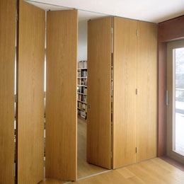Pr Folding Sliding Walls