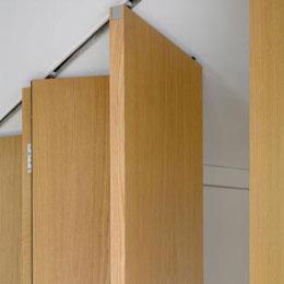 Pr puertas deslizantes plegables - Puertas de acordeon de madera ...